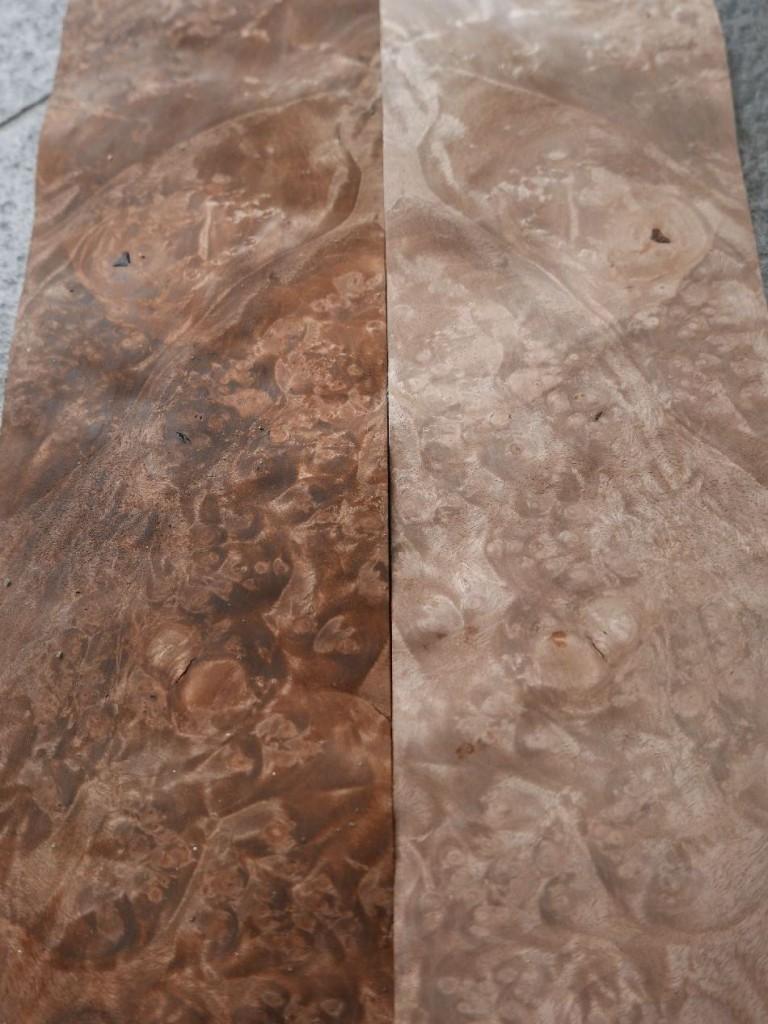 G433-2 Noten Wortel 11x31cm