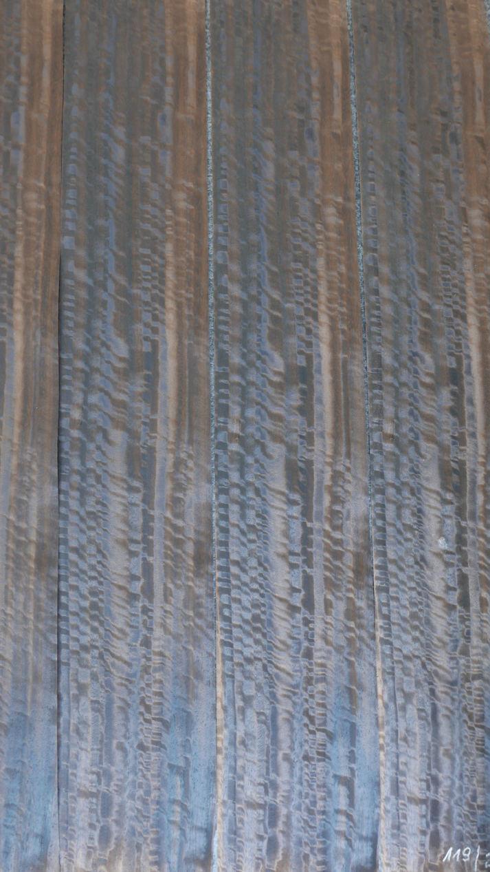 G785-3 Gerookt Eucalyptus 14,50x290cm