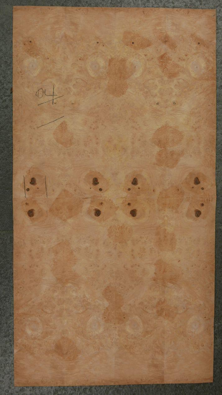 GW097-1 Gevoegd Esdoorn Gewaterd Wortel 31x58cm 1st