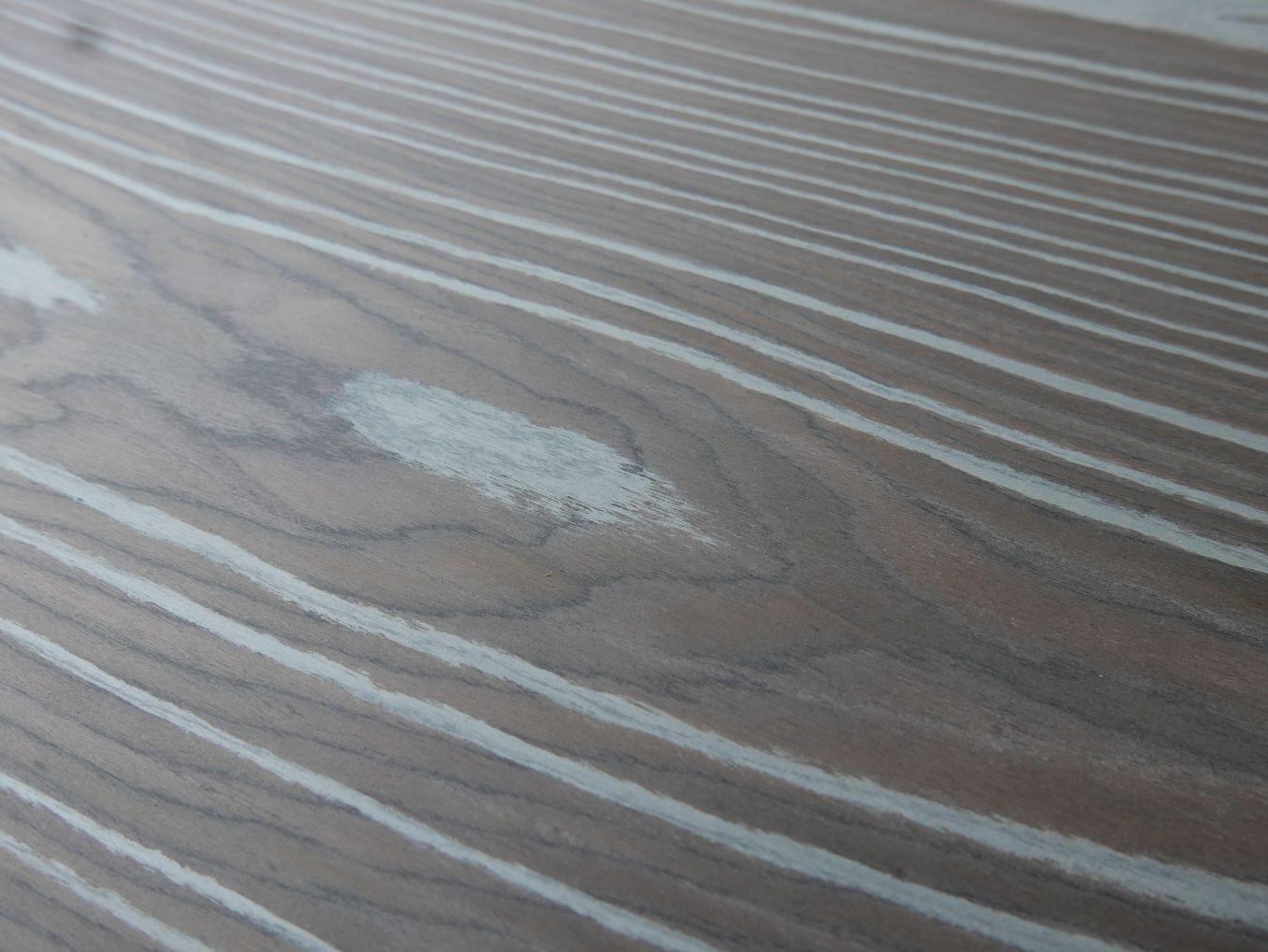 A0206-3 Alpi Zilver Bruin Glad met Backing 58x240cm 1st