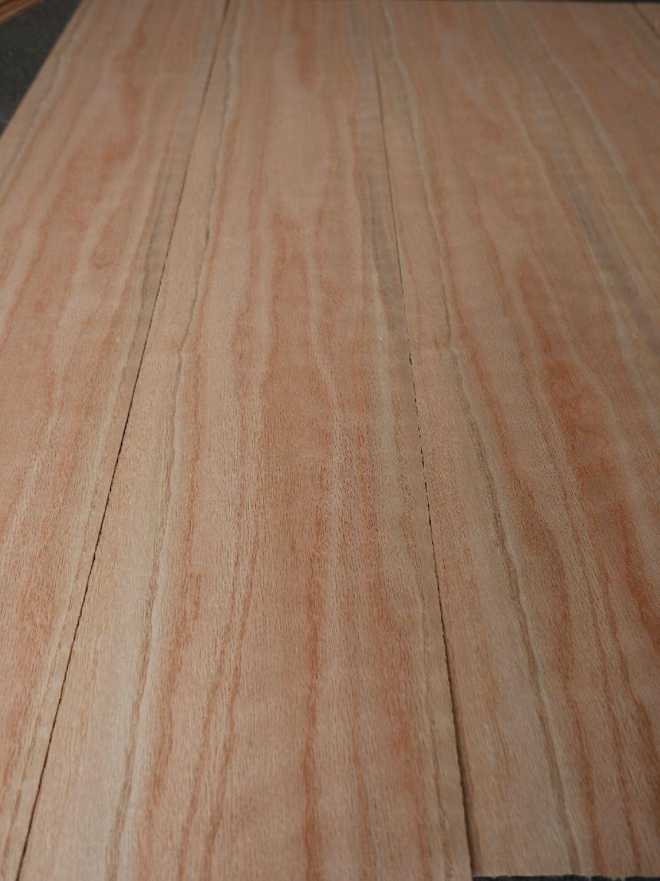G490-1 Rood Eiken 1,5mm 19,5×105 5st