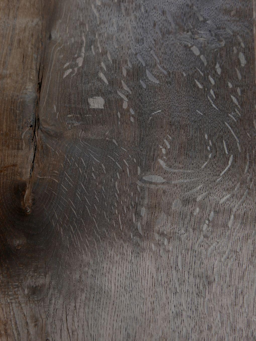 A0248x-4 Europees Gerookt Eiken Gespiegeld 18-24x236cm 30st