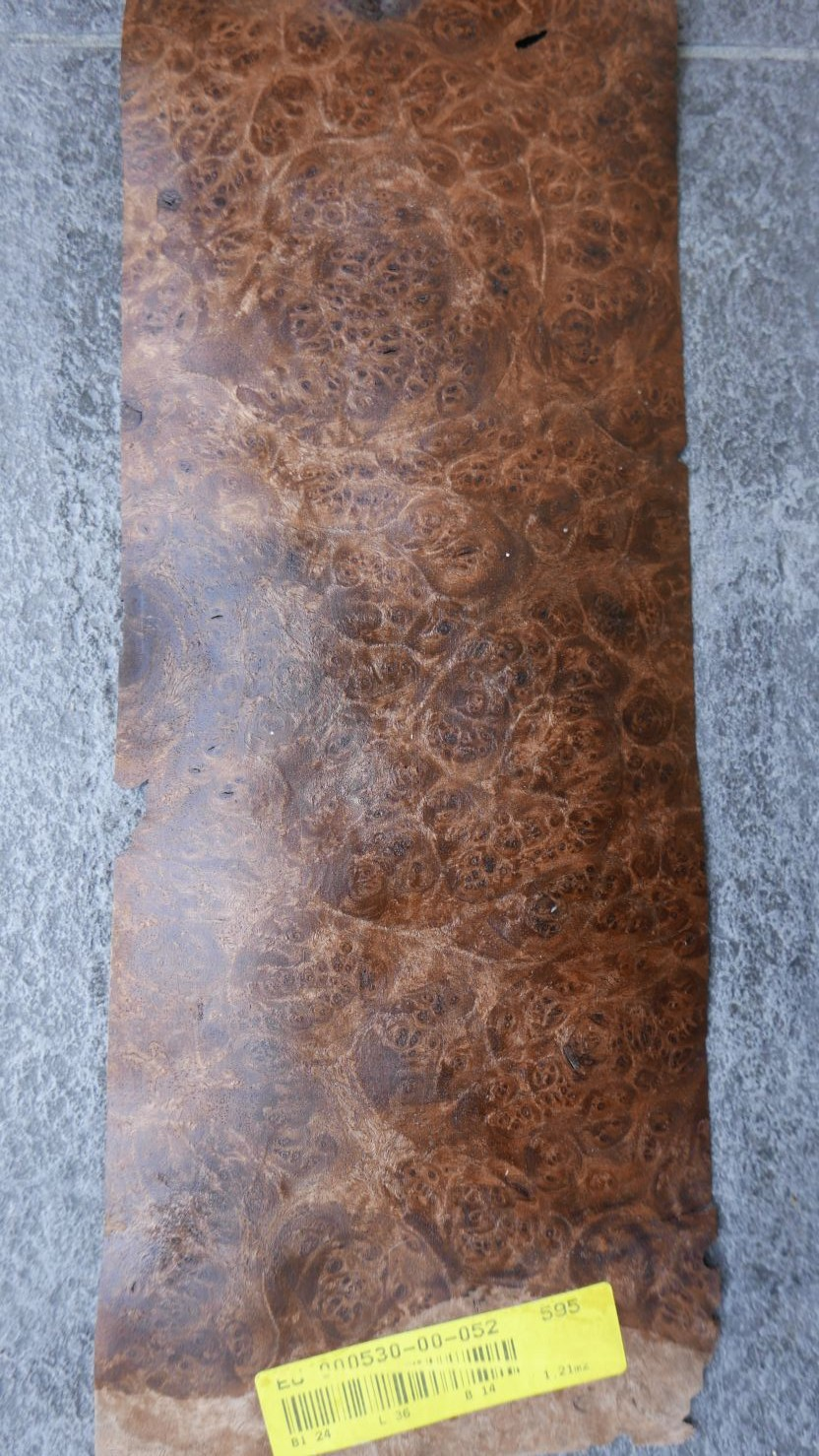 A0308-3 Noten Wortel 14x38cm 23st