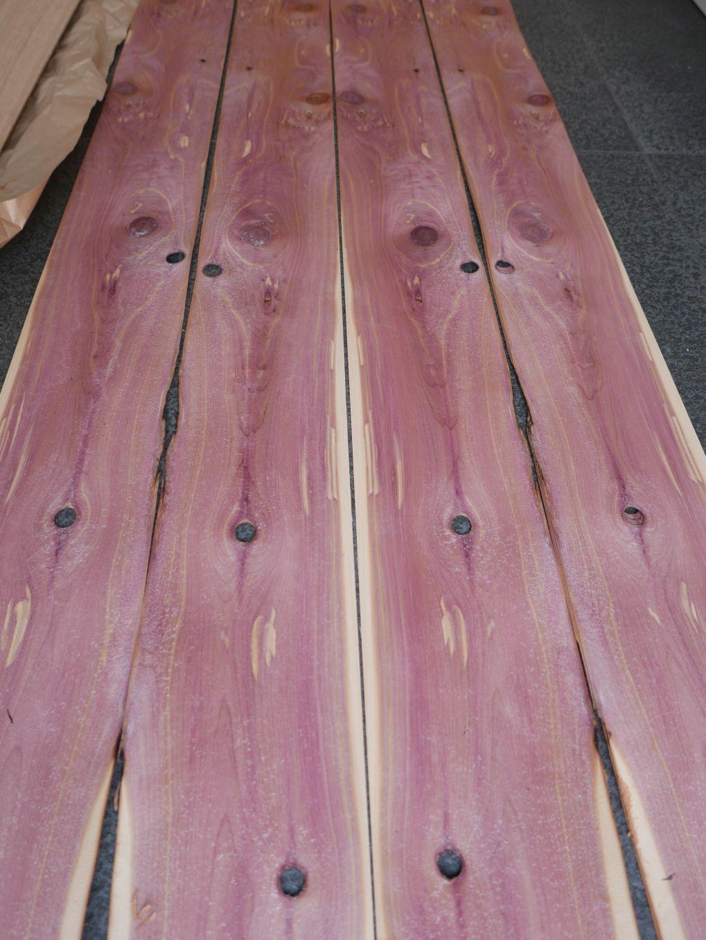 K0025-1 Aromatisch Rode Ceder 15-16x232cm 6st